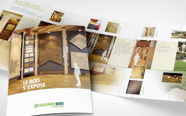 Lalliard Bois – plaquette commerciale