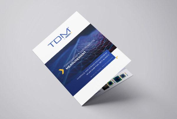Plaquette commerciale TDM by Insidix