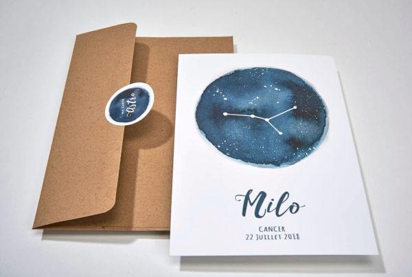carte astro avec enveloppe - photo-studio-jamaisvu