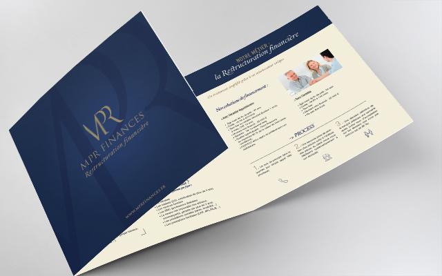 Plaquette commerciale – MPR Finances