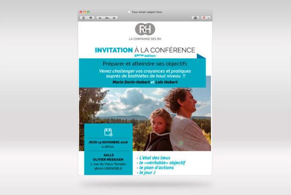 emailing Compagnie des RH
